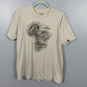Quicksilver | Africa Graphic T Shirt